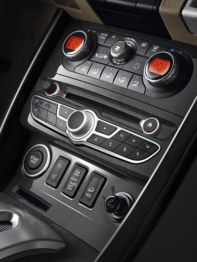 Renault Koleos Interieur Instrumente