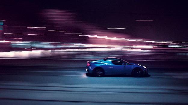Tesla Roadster dyn