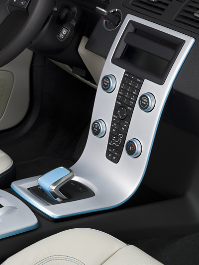 Volvo C30 electric Interieur