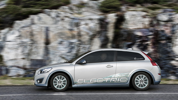 Volvo C30 electric Exterieur