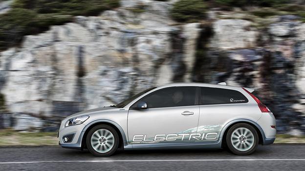 Volvo C30 electric Exterieur