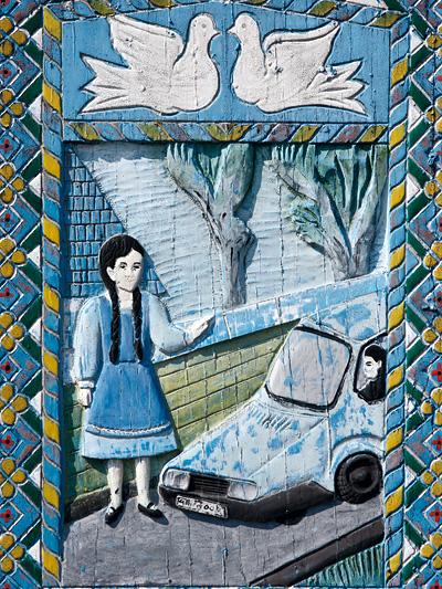 Rumänien im Wrangler Premium 1 2010 Skarics