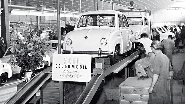 1955 Das Jahr Goggomobil T250