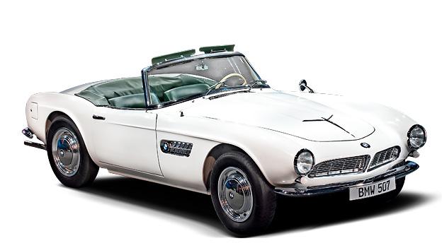 1955 Zeitgenossen Goggomobil BMW 507