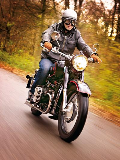 Motorrad Import China Chang Jiang 750 M1M M1S Premiumheft