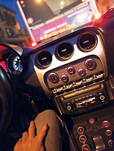 Alfa Romeo 8C Competizione Spider David Staretz Blog