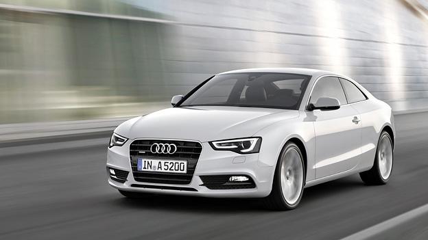 Audi A5 Exterieur Coupe Dynamisch Front