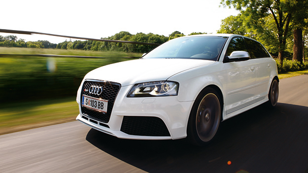 Audi RS3 Sportback dyn voli
