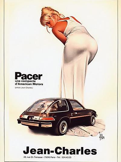 Zeitreise 1975 Pacer Das Jahr