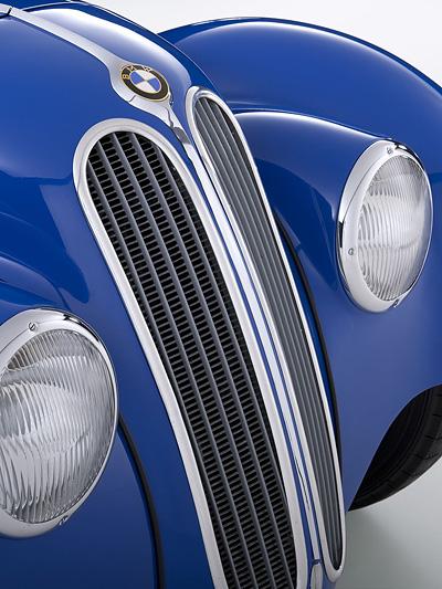 BMW 328 Exterieur 1936 Veteran Radical Mag