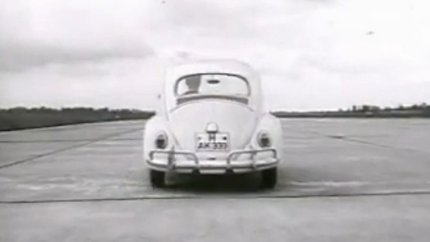 VW Käfer Werbespot Video Screenshot