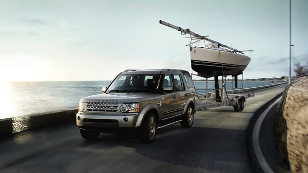 Land Rover Discovery 4 2012 Exterieur Dynamisch Front