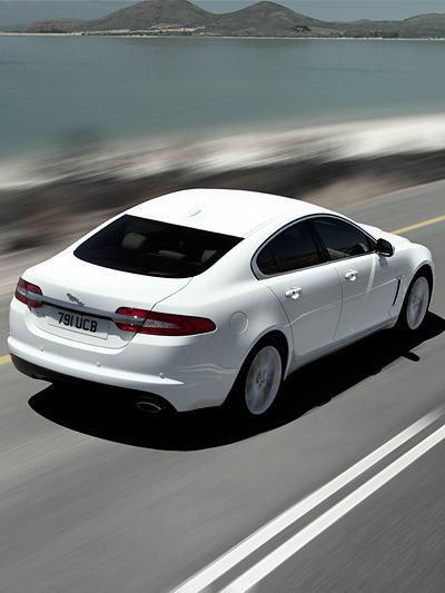 Jaguar XF Exterieur Dynamisch Heck