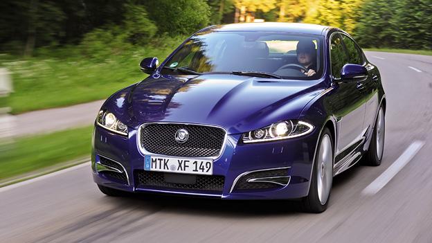 Jaguar XF Exterieur Dynamisch Front