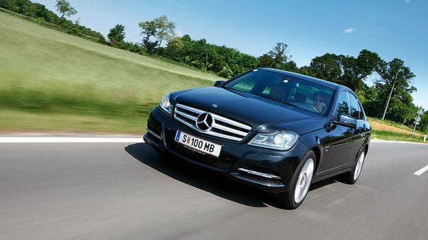 Mercedes-Benz C 250 CDI Avantgarde dyn voli