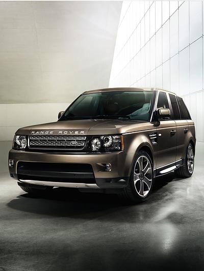 Range Rover Sport Exterieur Statisch Front