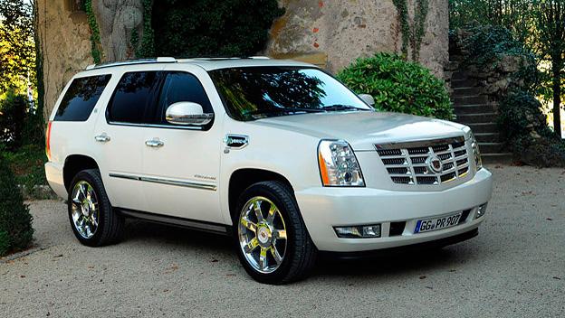 Cadillac Escalade Hybrid stat vore