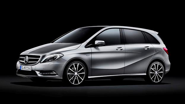 Mercedes-Benz B-Klasse stat voli