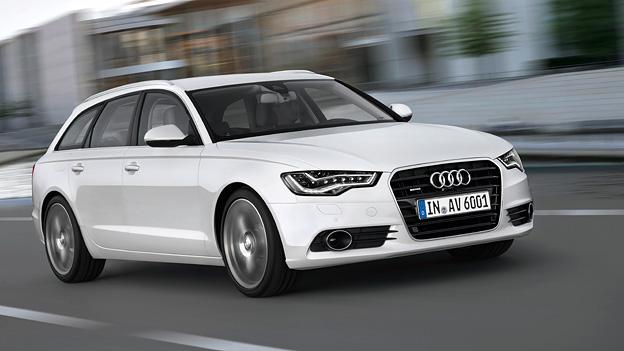 Audi A6 Avant Exterieur Dynamisch Front