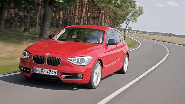 BMW 1er Exterieur Dynamisch Front