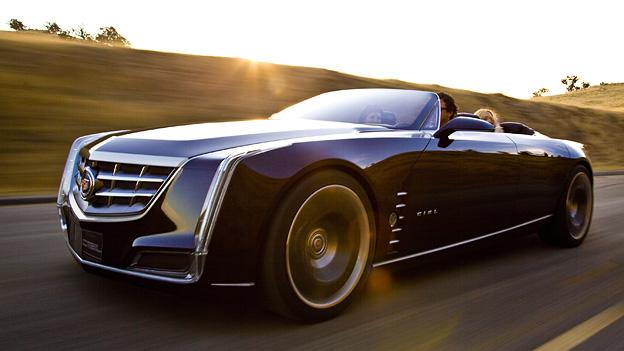 Cadillac Ciel Concept Exterieur Dynamisch Front