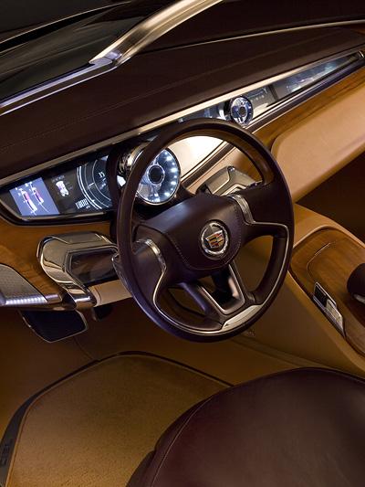 Cadillac Ciel Concept Interieur