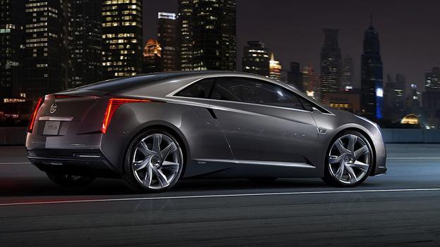 Cadillac ELR Exterieur Statisch Seite
