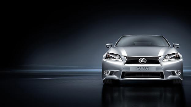 Lexus GS350 Exterieur Statisch Front