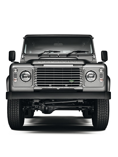 Land Rover Defender 2012 Exterieur Statisch Front
