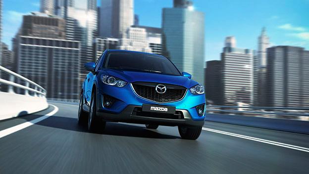 Mazda CX-5 dyn vorne