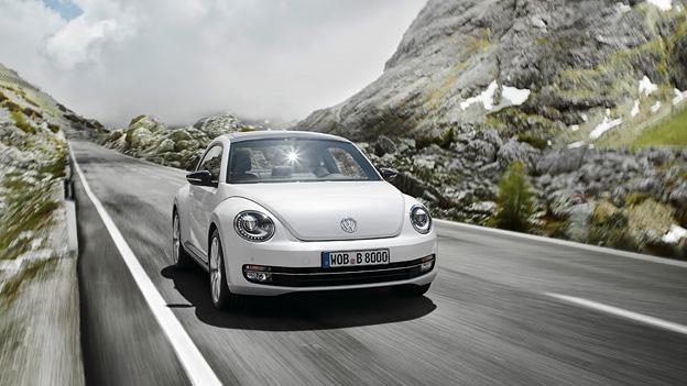 VW Beetle Exterieur Dynamisch Front