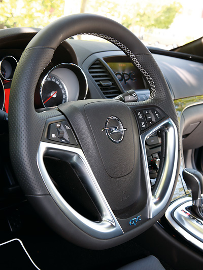 Opel Insignia OPC Interieur