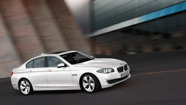 BMW 520d dyn voli
