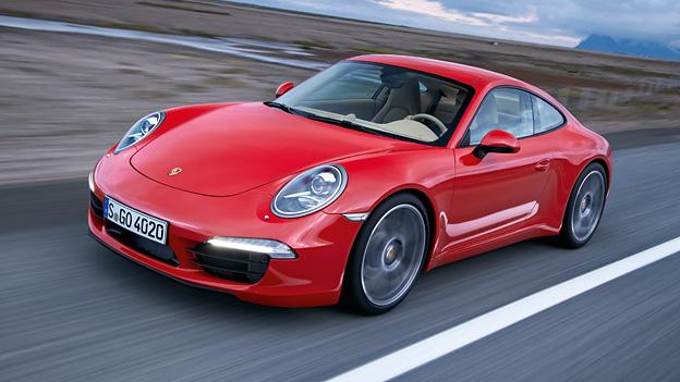 Porsche 911 Carrera Carrera S Exterieur Dynamisch Front