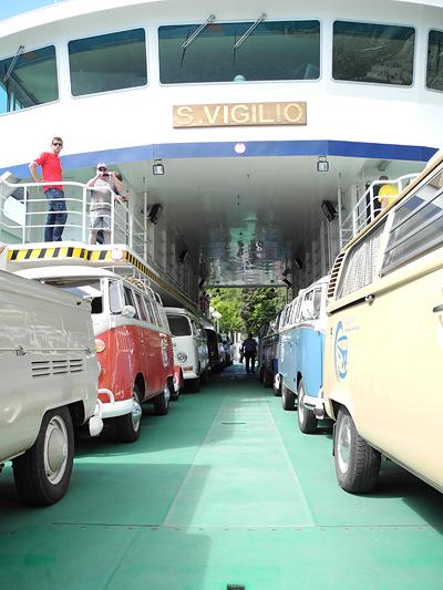 VW Bulli Tour Aschau San Pietro Christian Seidel