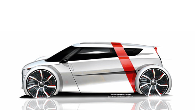 Audi urban concept stat links