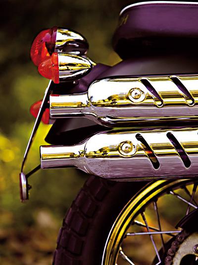 Triumph Scrambler Steve McQueen