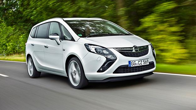 Opel Zafira Tourer dyn vore