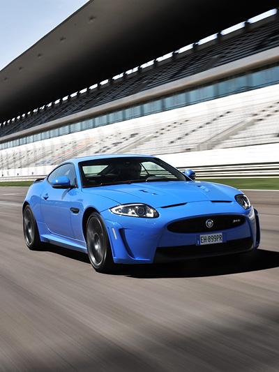 Jaguar XKR-S Exterieur Dynamisch Front