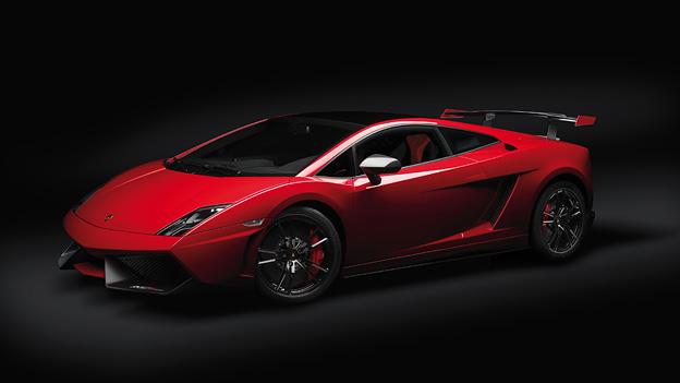 Lamborghini Gallardo LP 570-4 Super Trofeo Stradale Exterieur Statisch IAA Front