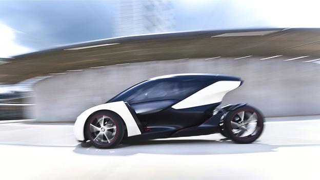 Opel LEV Studie IAA Frankfurt