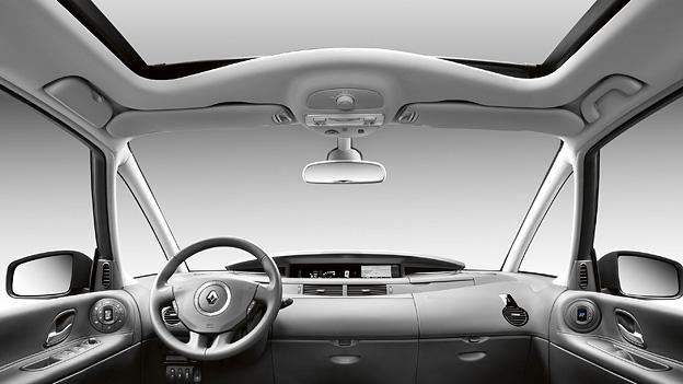 Renault Grand Espace Interieur