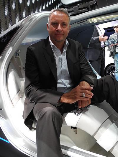 Steffen Köhl Design Mercedes Benz