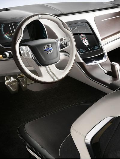 Volvo Concept You Frankfurt IAA Interieur