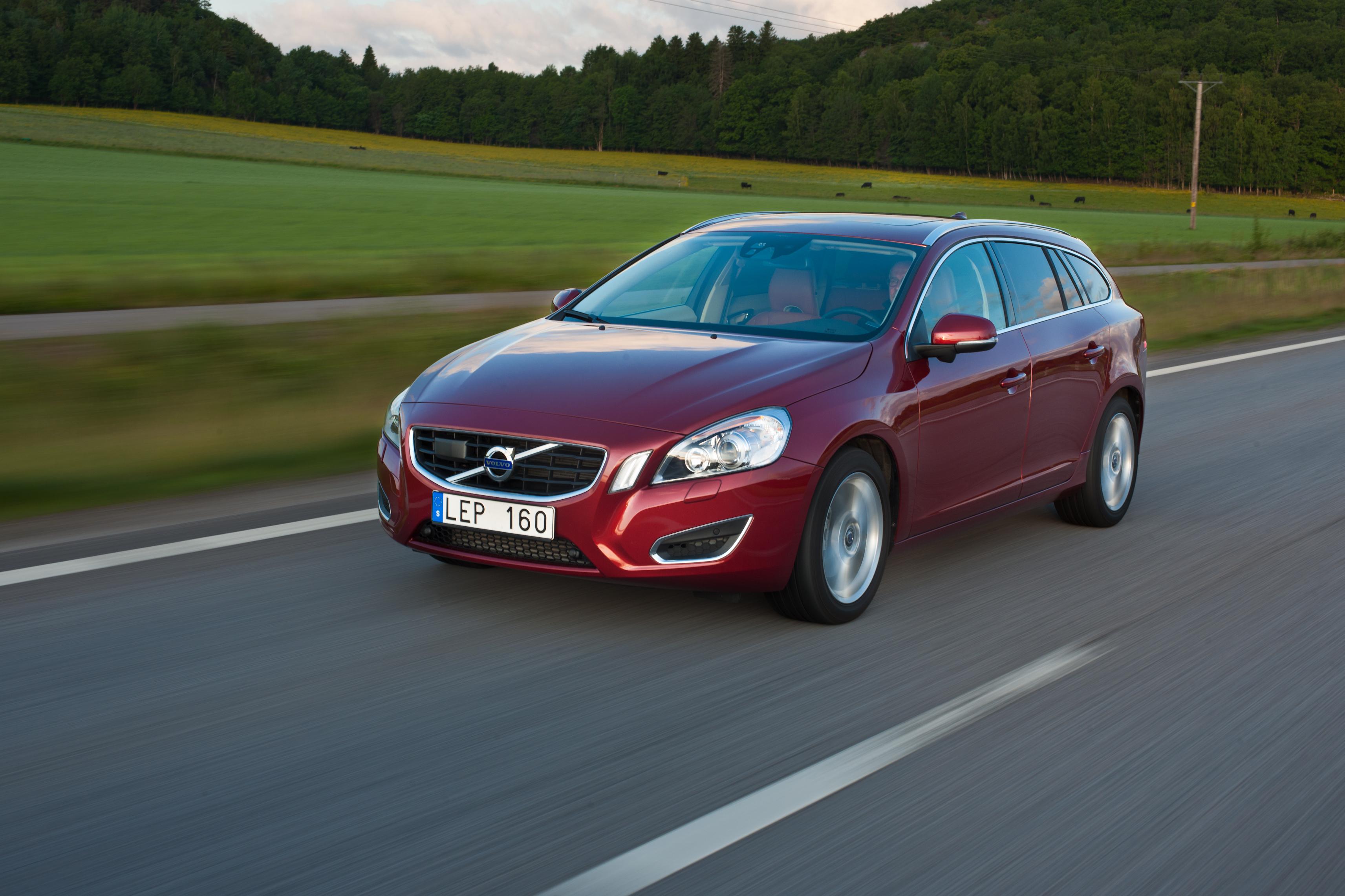 Volvo V60 Award