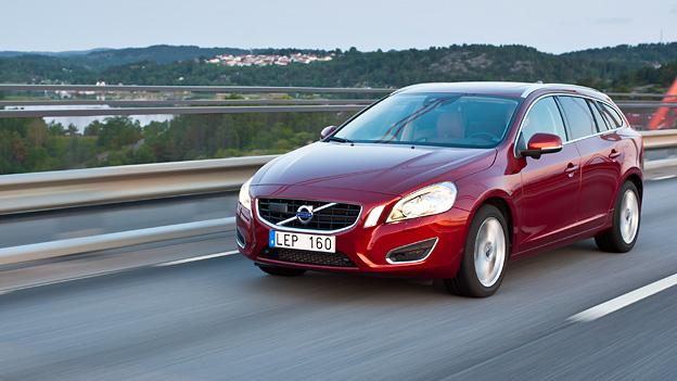 Volvo V60 Autorevue Award
