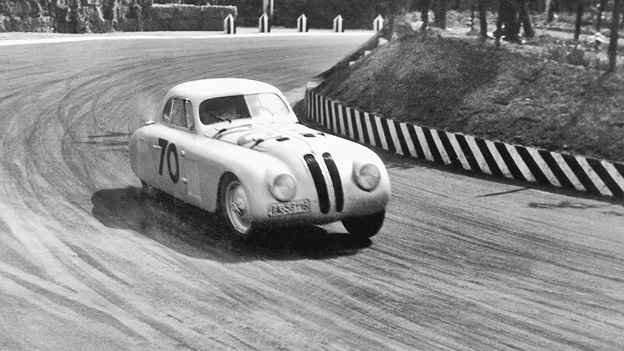1940 Das Jahr Zeitreise Zeitmaschine BMW 328