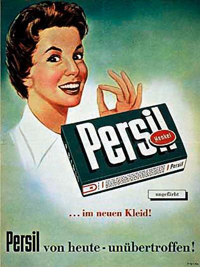1957 Zeitmaschine Was noch geschah Persil