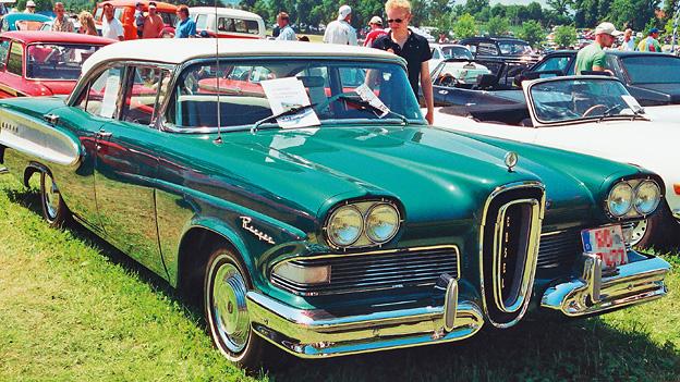 1957 Zeitgenossen Ford Edsel