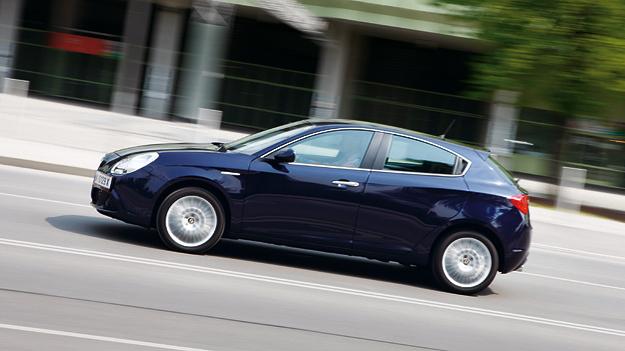 Alfa Romeo Giulietta dyn links
